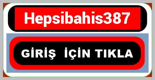 Hepsibahis387