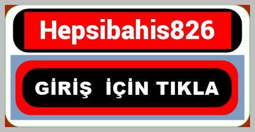 Hepsibahis826