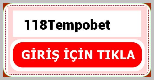 118Tempobet