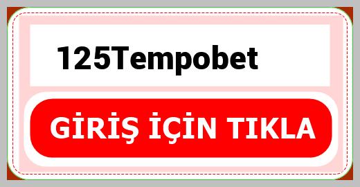 125Tempobet