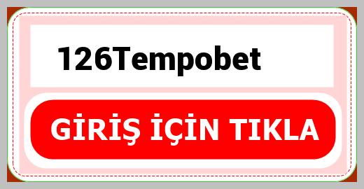 126Tempobet