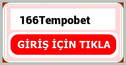 166Tempobet