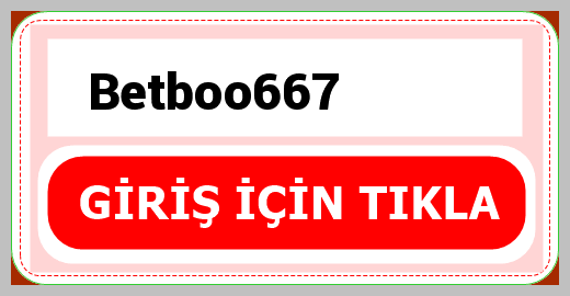 Betboo667