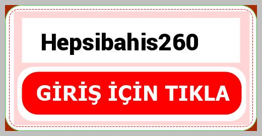 Hepsibahis260
