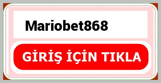 Mariobet868