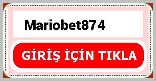 Mariobet874