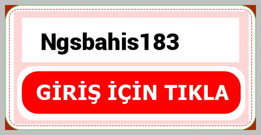 Ngsbahis183