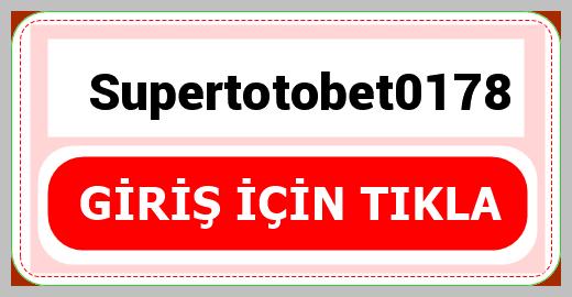 Supertotobet0178