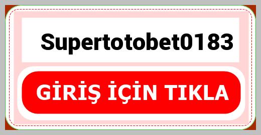 Supertotobet0183