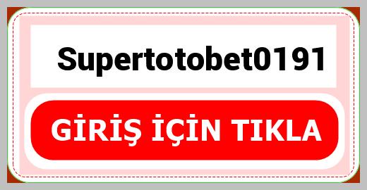 Supertotobet0191