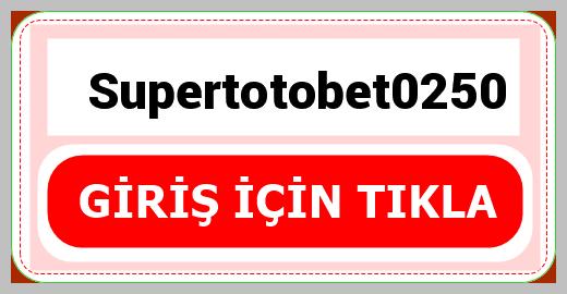 Supertotobet0250