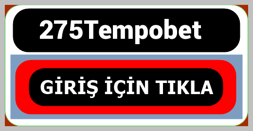 275Tempobet