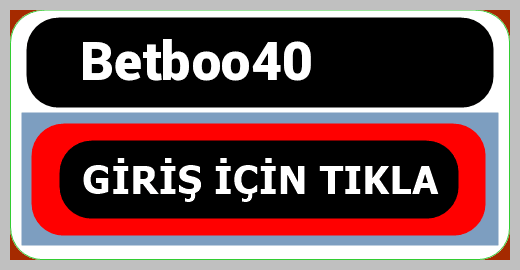 Betboo40