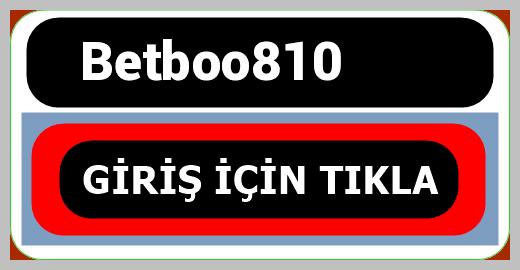 Betboo810