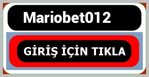 Mariobet012
