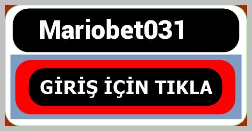 Mariobet031