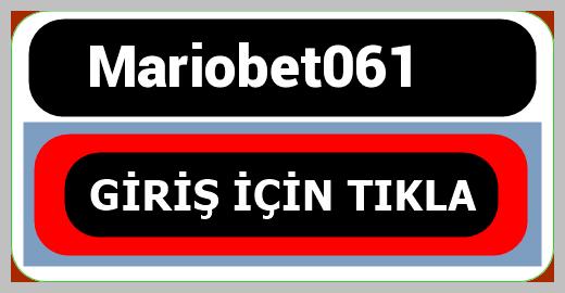 Mariobet061