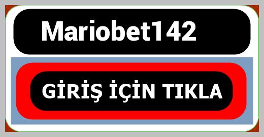 Mariobet142
