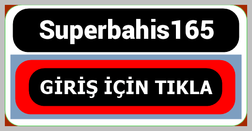Superbahis165