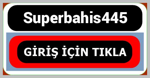 Superbahis445