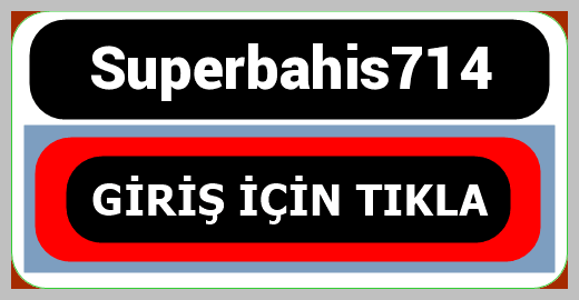 Superbahis714