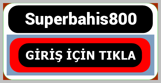 Superbahis800