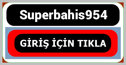 Superbahis954