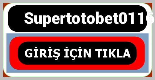 Supertotobet0116