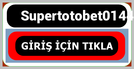 Supertotobet0144