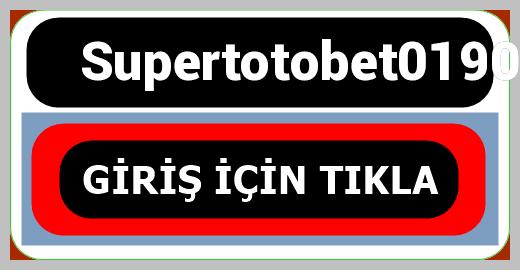 Supertotobet0190