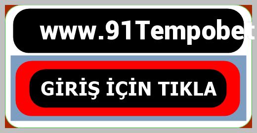 www.91Tempobet