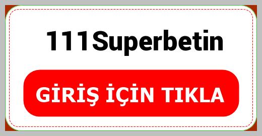 111Superbetin
