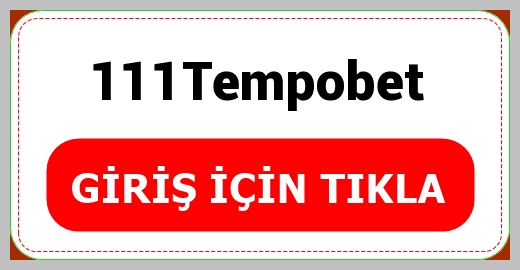 111Tempobet