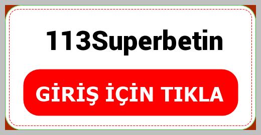 113Superbetin