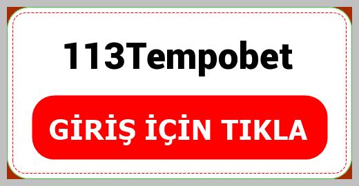 113Tempobet