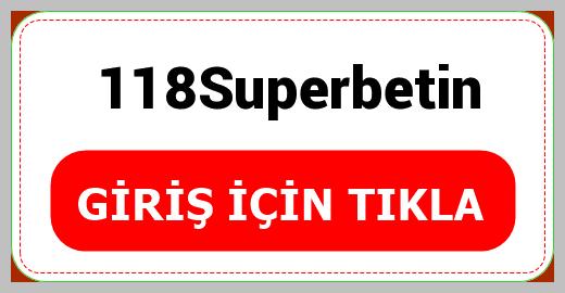 118Superbetin