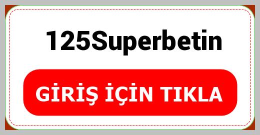 125Superbetin