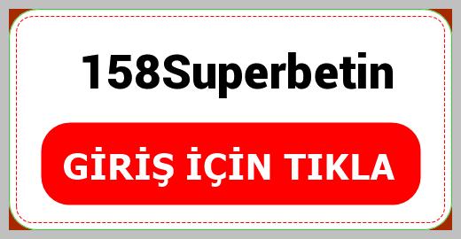 158Superbetin