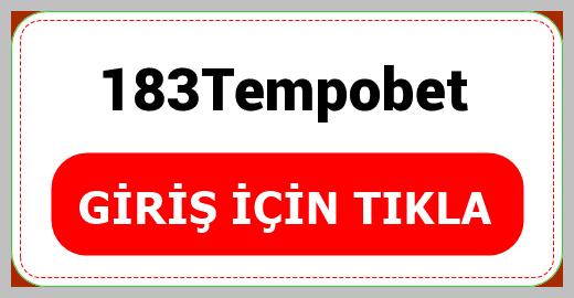 183Tempobet