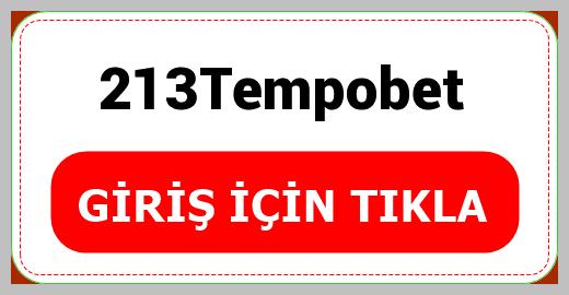 213Tempobet