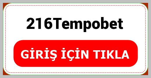 216Tempobet