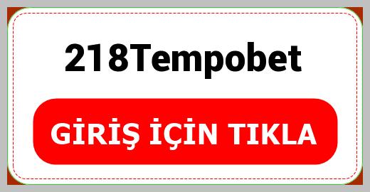 218Tempobet