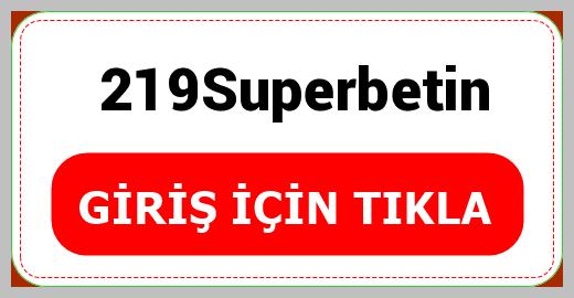 219Superbetin