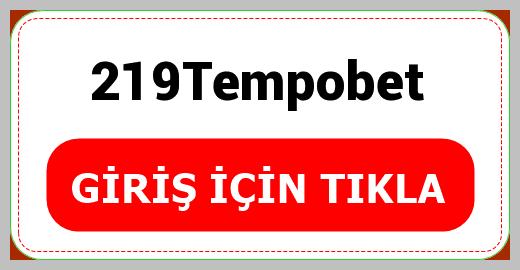 219Tempobet