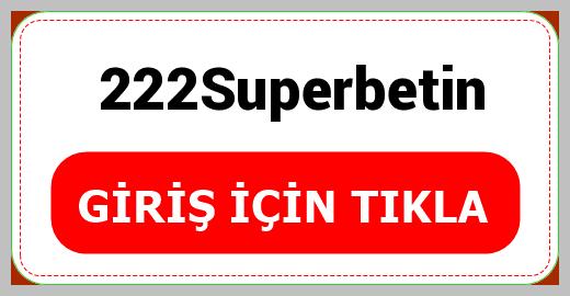 222Superbetin