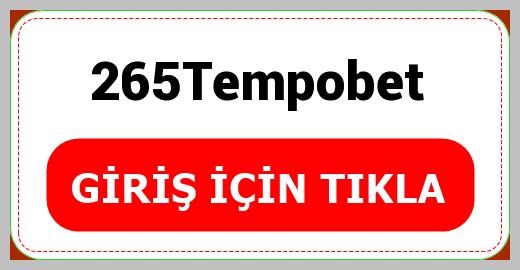 265Tempobet