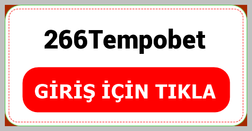 266Tempobet