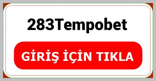 283Tempobet