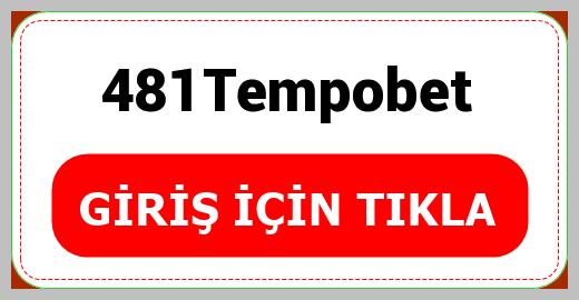 481Tempobet