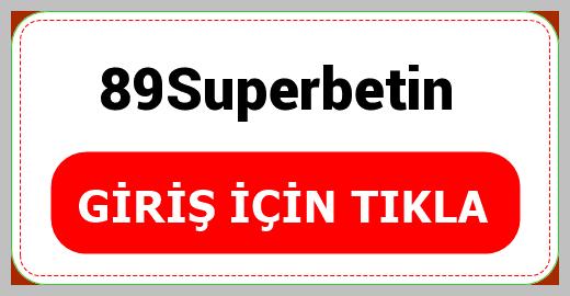 89Superbetin
